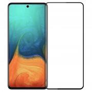 Protetor Ecrã em Vidro Temperado Mofi Full Size para Samsung Galaxy A71 - Preto