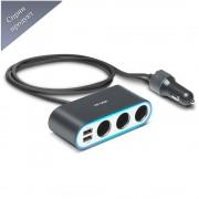Car Charger, TP-Link CP250, зарядно за кола с 2 USB порта