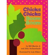 Chicka Chicka Boom Boom, Hardcover/Bill Martin