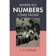 Where Do Numbers Come From?, Paperback/T. W. Koerner