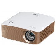 LG PH150G Portable 130 Lm 100,000:1 HD(1280x720) Wireless Mini LED Projector