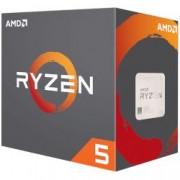 CPU Ryzen 5 2600X with Wraith Spire (AM4/3.60 GHz/19 MB)