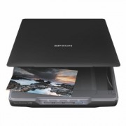 Scanner »Perfection V39« schwarz, Epson, 24.9x3.9x36.4 cm