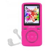 Difrnce mp4-speler MP1805 8 GB roze