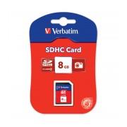 Card de memorie SDHC 8GB VERBATIM