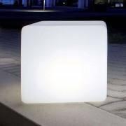EPSTEIN Lámpara cubo alta calidad Cube, 45 cm