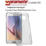 Promate Crystal-S6 Crystal Clear Shell Protective