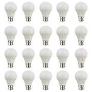 3W LED BULB PACK OF 15 BULBS