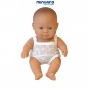 Baby european fetita Papusa 21cm