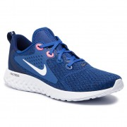 Обувки NIKE - Legend React (GS) AH9438 402 Indigo Force/White/Blue Void