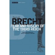 """""""Fear and Misery in the Third Reich"""", Paperback/Bertolt Brecht"""