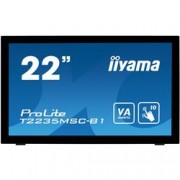 iiyama ProLite T2235MSC, 54.6cm (21.5''), Projected Capacitive, 10 TP, Full HD, black