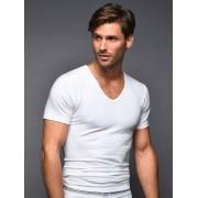 Jockey V-Shirt im 2er-Pack Jockey weiss