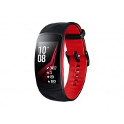 "Samsung Gear Fit2 Pro Sm R365 (Taglia S) 1.5"" Super Amoled Curvo 4 Gb Wifi Bluetooth Refurbished Rosso"