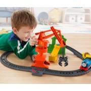 Set de joaca Cassia Crane and Cargo Thomas and Friends Track Master