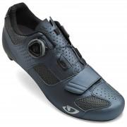 Giro Espada Boa Women's Road Cycling Shoes - Metallic Charcoal/Silver - EU 40/UK 6.5 - Black