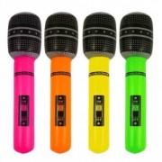 Coppens Opblaasbare microfoon - Overig - Grootte: Nvt