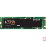 Samsung 250GB 860 EVO Series, Solid-State Drive, M.2, 550/520MB/s (MZ-N6E250BW)