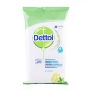 Dettol Antibacterial Cleansing Surface Wipes Tücher zur Desinfektion von Flächen 36 St. Unisex