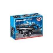 Playmobil - Comando de Unidade Tática da Polícia - Sunny Brinquedos