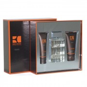 SET BOSS ORANGE MAN - Hugo Boss - EDT 100 ml Gel y After