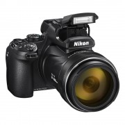 Nikon P1000 – 02 Anni Garanzia Italia – Menu Italiano