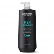 Goldwell Dualsenses For Men Hair & Body Shampoo 1000ml