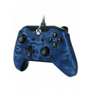 PDP XBOXONE&PC Wired Deluxe Controller Blue Camo