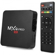 Callmate Smart Multimedia Gateway Internet MXQ Pro 4k Android TV Box Supports Advanced Features Such As PPPOE DLNA And