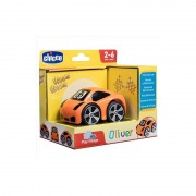 Chicco Coche Turbo Touch Oliver Naranja 2-6 Años