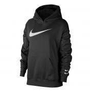 Nike FELPA CON CAPPUCCIO SWOOSH DONNA