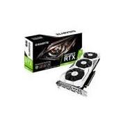 Placa de Vídeo Gigabyte Geforce RTX 2070 8gb Gaming OC DDR6 256 Bits - GV-N2070gamingoc White-8gb
