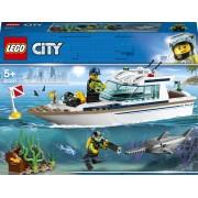 LEGO Iaht pentru scufundări