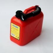 Kanister za gorivo 5L - PVC