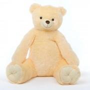 4 Feet Fat and Huge Peach Tummy Teddy Bear