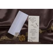 Invitatie nunta cod 30049
