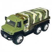 Sonic Die Cast Metal Landmaster All-Terrain Armoured Vehicle 7060 Design Color May Vary