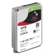 "Seagate Ironwolf Pro 12TB 3.5"" 6Gb/s SATA 7200rpm 256MB Cache Hard Drive"