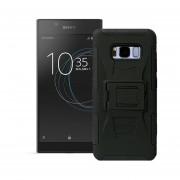 Funda Para Sony Xperia G3313 L1 Jyx Accesorios Robot Uso Rudo Con Clip - Negro
