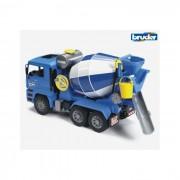 Bruder camion betoniera man tga 2744