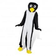 vidaXL Kostým tučňák XL–XXL