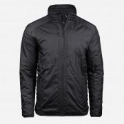 Tee Jays Čierna ľahká bunda Newport Veľkosť: S