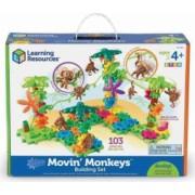 Setul constructorului - maimutele buclucase