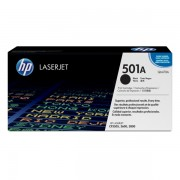 HP Q6470A (501A) Toner black, 6K pages @ 5% coverage