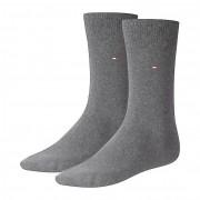 Tommy Hilfiger Tommy Socks accessoire 371111 in het Grijs Melange