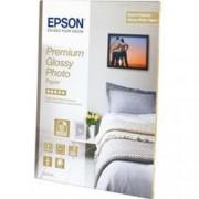 ORIGINAL Epson Carta Bianco C13S042155 Premium carta fotografica, DIN A4, 15 fogli, 255 g/m², Premium glossy