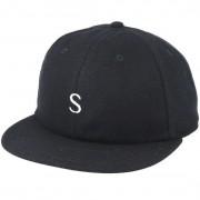 Sweet Keps Baseball S Black Strapback - Sweet - Svart Snapback