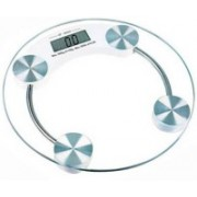 Original Personal Scale 2003A Weighing Scale(Transparent, Silver, White)