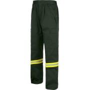 Pantalón C1495 recto, multibolsillos. Ignífugo