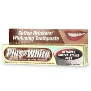 Pasta de Dinti Plus White - Cafea si Tutun - 100gr
